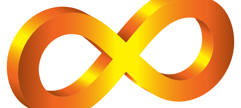 Infinity image Pixabay License, Free for commercial use, No attribution required